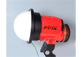 10bar dome diffuser for Inon strobe S-2000