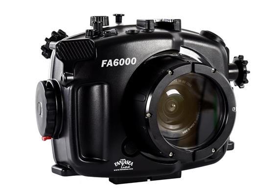 Custodia subacquea Fantasea FA6000 per Sony A6000