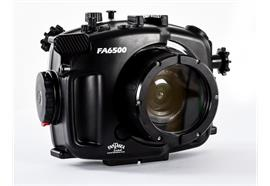 Custodia subacquea Fantasea FA6500 per Sony A6500 / A6300 (senza oblò)