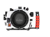 Custodia subacquea Ikelite 200DL per Canon EOS R5 (senza oblò)