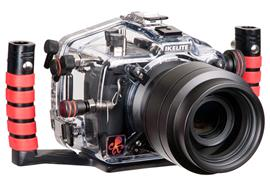 Custodia subacquea Ikelite p. Canon EOS 650D, 700D (senza oblò)