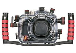 Custodia subacquea Ikelite per Canon EOS 5D Mark II (senza oblò)