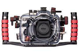 Custodia subacquea Ikelite per Nikon D7000 (senza oblò)