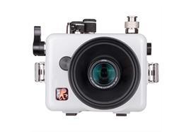 Custodia subacquea Ikelite per Panasonic Lumix LX100 / LX100 II / Leica D-Lux (Typ 109)