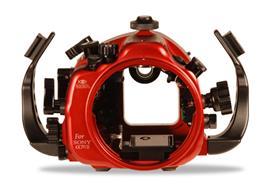 Custodia subacquea Isotta Alpha 7II per Sony Alpha A7 II / A7R II / A7S II (senza oblò)