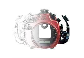Custodia subacquea Isotta D7500 per Nikon D7500 (senza oblò)