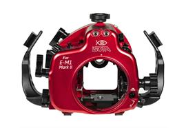 Custodia subacquea Isotta EM1 MII per Olympus OM-D E-M1 Mark II (senza oblò)