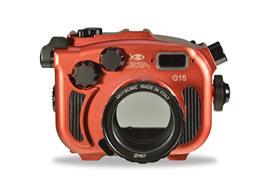 Custodia subacquea Isotta G15 per Canon PowerShot G15