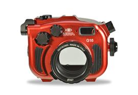 Custodia subacquea Isotta G16 per Canon PowerShot G16
