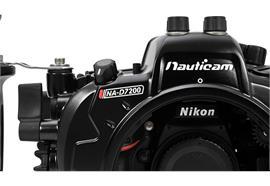 Custodia subacquea Nauticam NA-D7200 per Nikon D7200 / D7100 (senza oblò)