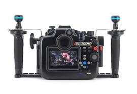 Custodia subacquea Nauticam NA-EOSM5 per Canon EOS M5 (senza oblò)