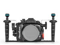 Custodia subacquea Nauticam NA-EOSM50II per Canon EOS M50II (senza oblò)