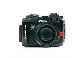 Custodia subacquea Nauticam NA-G7X II per Canon PowerShot G7X II