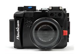 Custodia subacquea Nauticam NA-G7X per Canon PowerShot G7X