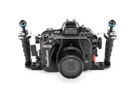 Custodia subacquea Nauticam NA-G9 per Panasonic Lumix G9 (senza oblò)