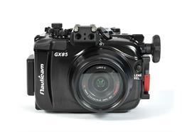Custodia subacquea Nauticam NA-GX85 per Panasonic GX85 / GX80 / GX7II (senza oblò)