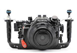 Custodia subacquea Nauticam NA-Z7 per Nikon Z7 / Z6 (senza oblò, valvola vuoto incluso)