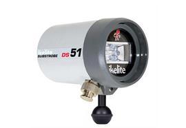 """Ikelite underwater TTL strobe DS51 with 1"""" Ball Mount"""