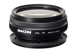 Inon underwater close-up lens UCL-67 M67