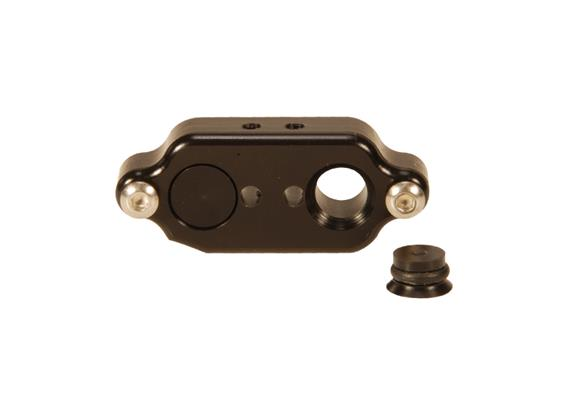 Isotta Dual Optical Cable Adaptor (compatible with several Isotta compact housings)
