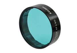 Keldan Ambient Light Filter AF 6 BG (4-12m deep bluegreen water) 92mm for 50° Reflector