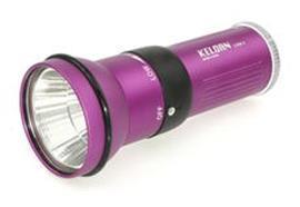 Keldan handheld dive light Dive 4S