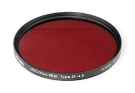 Keldan Spectrum Filter SF -4 B (for blue water 6-20m depth), 62mm thread