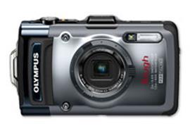 LOCAZIONE:Olympus Kompaktkamera TG-2 (wasserdicht bis 15m)