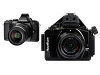 LOCAZIONE: SET Olympus OM-D Kamera E-M5 + Nauticam UW-Gehäuse NA