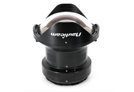 Nauticam 0.36x Wide Angle Conversion Port with Aluminium Float Collar (incl. N120 to N100