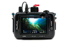 Nauticam Custodia per Atomos Shogun & Assassin 10-bit 4K SDI / HDMI Recorder/Monitor/Play