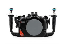 Nauticam custodia subacquea NA-A7RIV per Sony A7R IV (senza oblò)