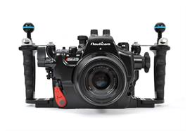 Nauticam housing NA-A7II for Sony A7II / A7IIR (without port, without electr. bulkhead)