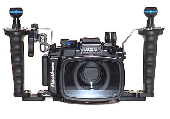 Nauticam NA-RX100VI PRO PACKAGE per Sony Cybershot RX100 VI