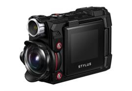 Olympus camera Action-/digitale Tough TG-Tracker (nero)