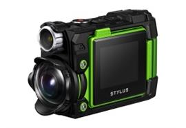 Olympus camera Action-/digitale Tough TG-Tracker (verde)