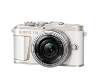 Olympus camera digitale PEN E-PL10, Body (bianco)