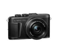 Olympus camera digitale PEN E-PL10, Body (nero)