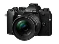 Olympus E-M5 Mark III 12-45 Kit nero/nero