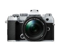 Olympus E-M5 Mark III 14-150 Kit argento/argento