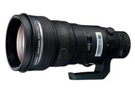 Olympus obiettivo Zuiko Digital ED 300mm f2,8, nero