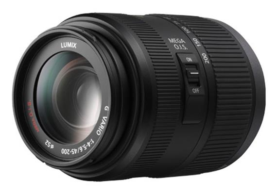 Panasonic obiettivo LUMIX G-Vario 45-200mm ASPH / Mega O.I.S