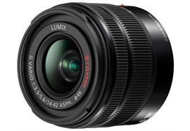 Panasonic Objektiv Lumix G Vario 14-42mm/ f 3.5-5.6