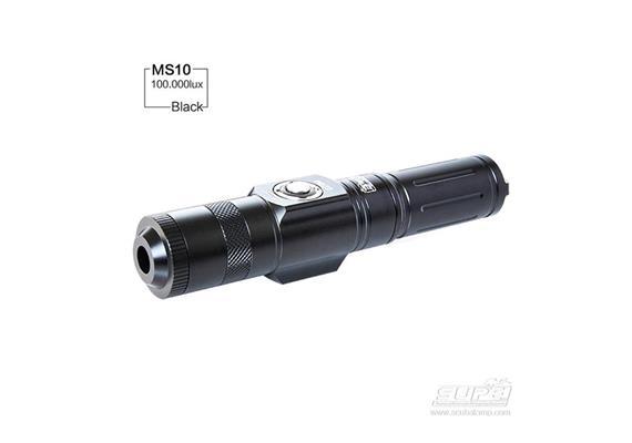 Scubalamp MS10 Macro Snoot Lights - nero