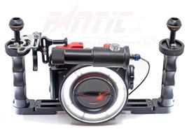SET: Olympus TG-6 + PT-059, flash ad anello X-Adventurer, obiettivo macro Inon UCL-165, im