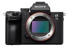 Sony Digitalkamera Alpha A7III