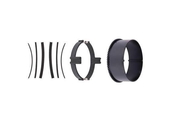 Universal DSLR Zoom Gear for Lenses up to 2.8-inch Diameter