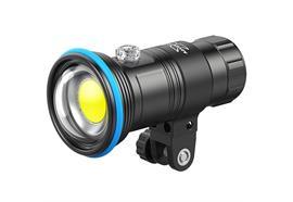 X-Adventurer M8000 illuminazione subacquea